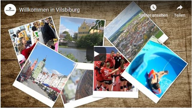 Willkommen in Vilsbiburg (Video DRÄXLMAIER Group)